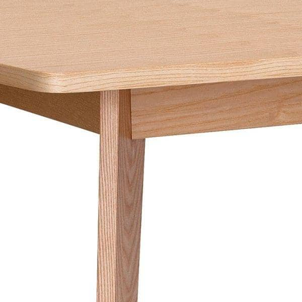 KENSAY dining table with or without extensions LEONHARD  : kensay dining table without extensions nordic inspiration structure solid oak high quality from www.my-deco-shop.com size 600 x 600 jpeg 26kB