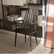 La chaise J110 par HAY - dossier haut et ajouré