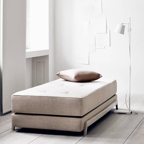 Sofa frame un canap convertible en lit en un tour de for Canape convertible en lit