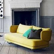 JASPER, a modern sofa bed in a stylish, contemporary design