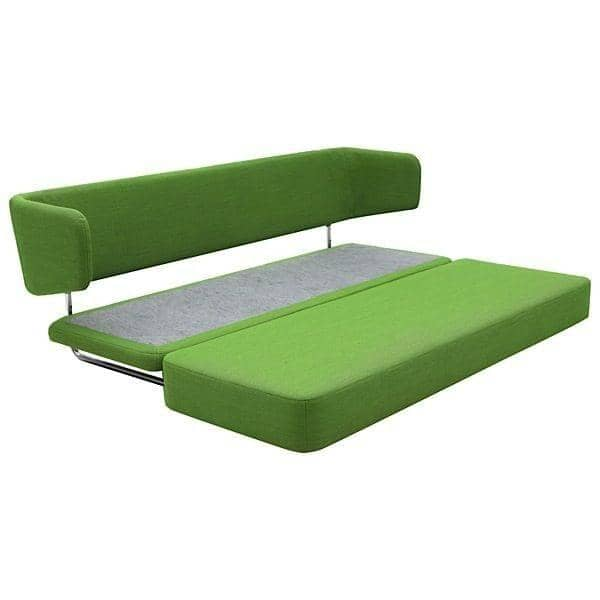 Jasper a modern sofa bed in a stylish contemporary for Sofa bed kuwait