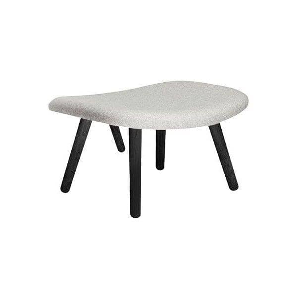Super Ottoman Footrest For The Series Of Armchairs About A Lounge Chair Ref Aal03 A Wide Range Of Colors 3 Finishes For The Base Andrewgaddart Wooden Chair Designs For Living Room Andrewgaddartcom