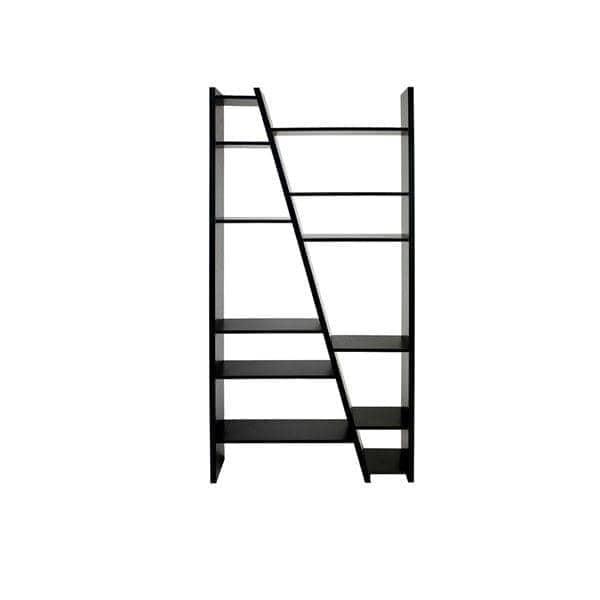 DELTA 1 a 5 colonne scaffali, sistemi reversibili, stuoia di legno laccatura - deco e del design, TEMAHOME