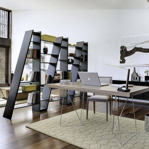 Tag res 1 5 colonnes delta en bois temahome for Etagere salon design