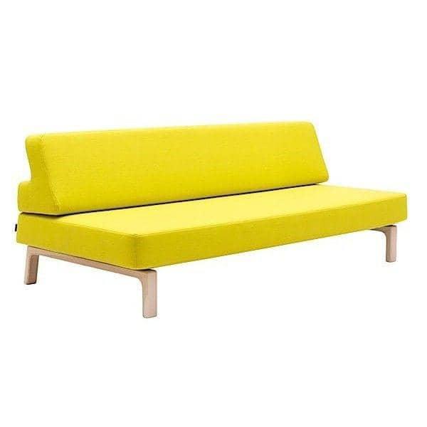 das schlafsofa lazy verwandeln sie ihr sofa in sekunden zu einem bett softline. Black Bedroom Furniture Sets. Home Design Ideas