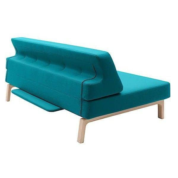 The sofa bed lazy convert your sofa into a bed in seconds Futon deco