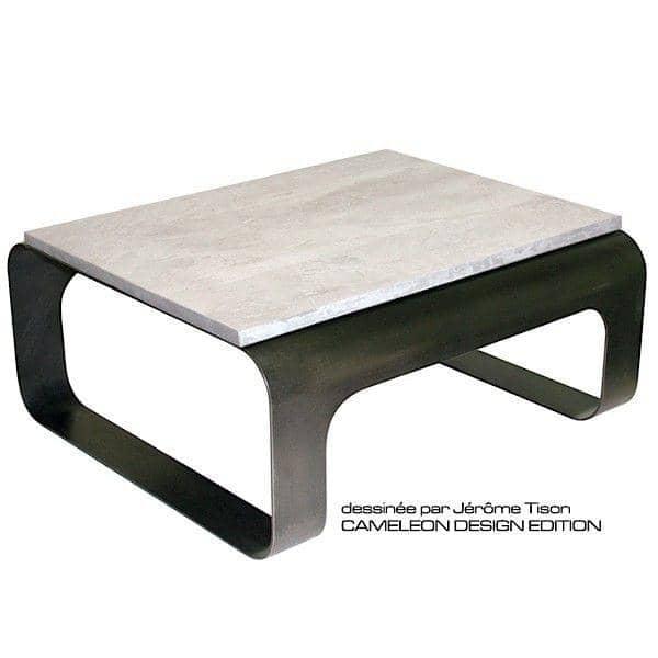 Petite table basse STAR-TREK - une création française