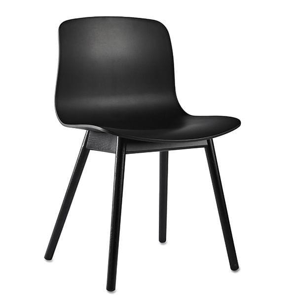 ABOUT A CHAIR - ref. AAC12 og AAC12 DUO - polypropylen shell, fødder i træ, eg eller ask - HEE WELLING og HAY