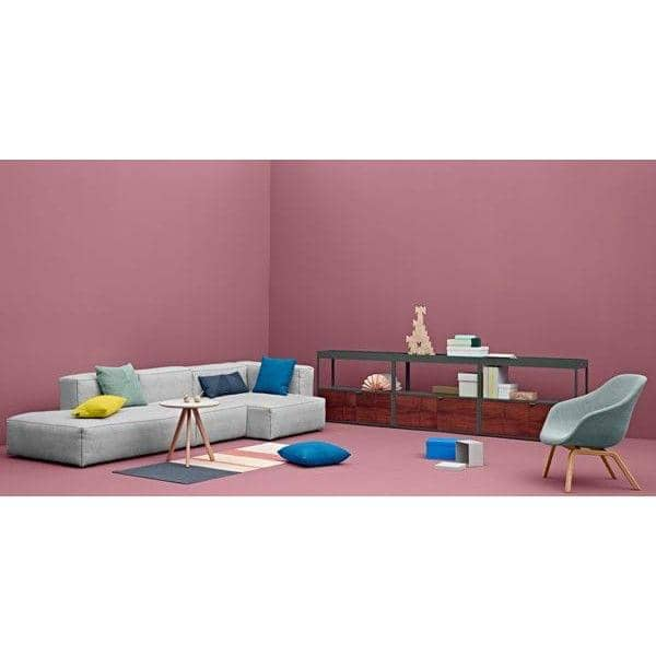 Mags Sofa Soft With Inverted Seams Modular Units Fabrics And Leathers Create Your Own Hay
