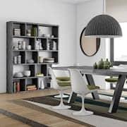 BERLIN, 150 cm, un sistema di storage efficiente progettato per portare allegria alla vostra casa - progettata da Nadia SOARES