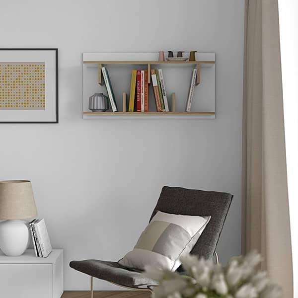 BERN, 60 ou 90 cm, appréciez la sobriété des lignes, et la douceur de ces étagères - designer : NÁDIA SOARES