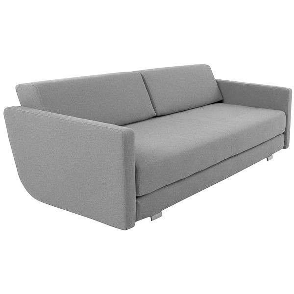 LOUNGE Sofa, STEELCUT, DIVINA, HALLINGDAL, konvertible Sofa, 3-seter, Sjeselong: flotte kombinasjoner - deco og nordisk design, SOFTLINE