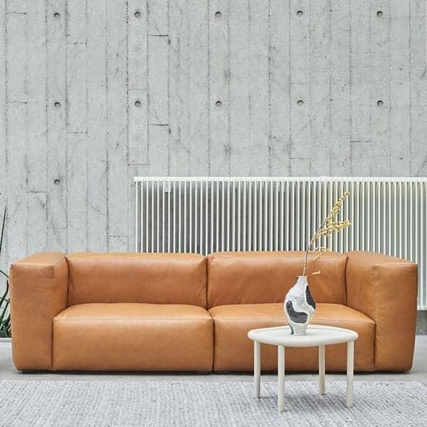 Sofa MAGS SOFT en cuir, les modules.