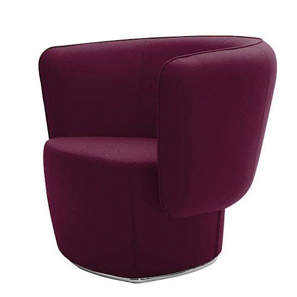 VENICE, fauteuil enveloppant et envoûtant