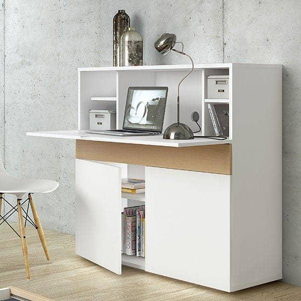 Den FOCUS arbejdsstation er en meget praktisk og godt designet hjemmekontoret system.