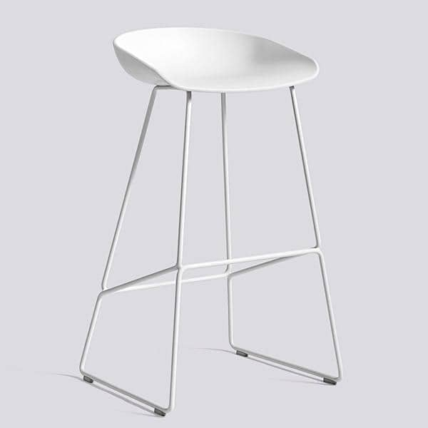 Tabouret De Bar About A Stool R 233 F Aas38 Hay