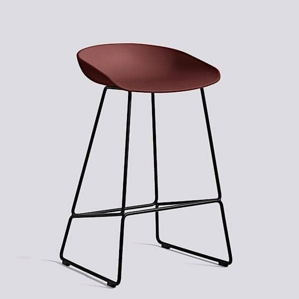 ABOUT A STOOL ref AAS38 HAY : about stool hay ref aas38 steel base polypropylene shell from www.my-deco-shop.com size 600 x 600 jpeg 13kB