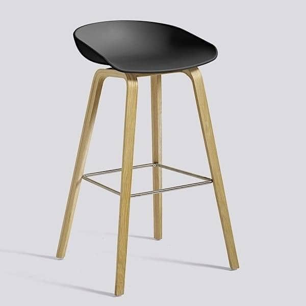 ABOUT A STOOL, stool von HAY - Ref. AAS32 - AAS32, Polypropylenschale - HEE WELLING und HAY