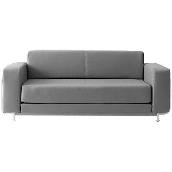 Sofa convertible SILVER, lit 2 places, pour les espaces réduits