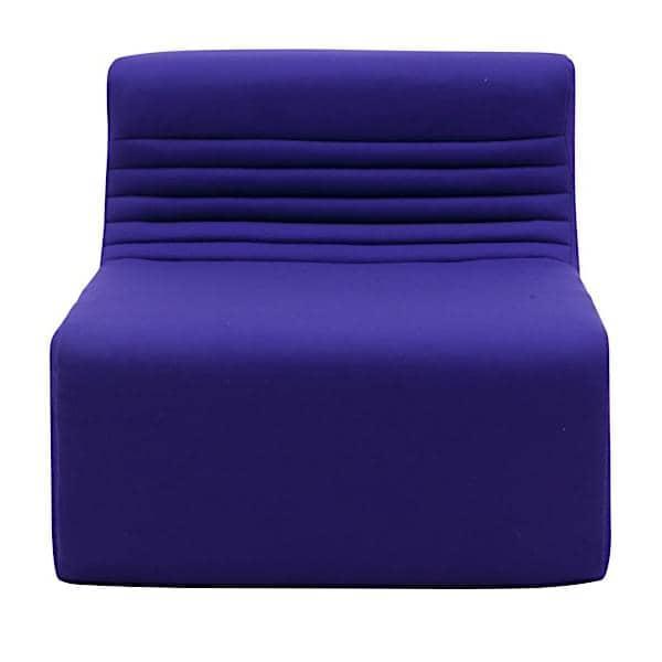 LOFT, un sofá modular para su sala de estar o terraza: mueva los módulos del núcleo, el ángulo o la otomana, y cree docenas de combinaciones.