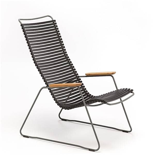 Miraculous Lounge Chair Click System Resin And Steel Outdoor Andrewgaddart Wooden Chair Designs For Living Room Andrewgaddartcom