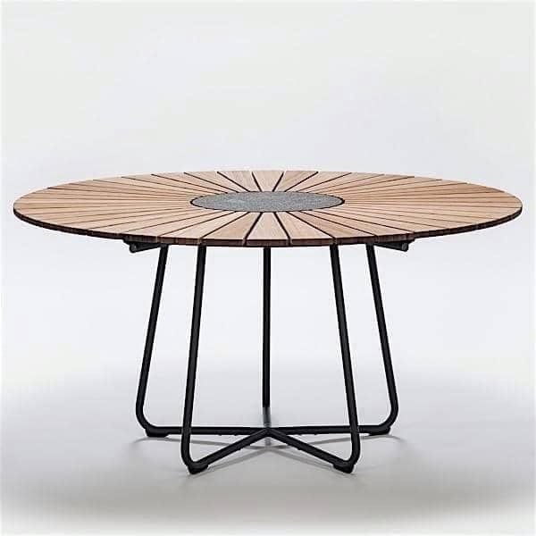 Tavolo da pranzo rotondo CIRCLE, HOUE