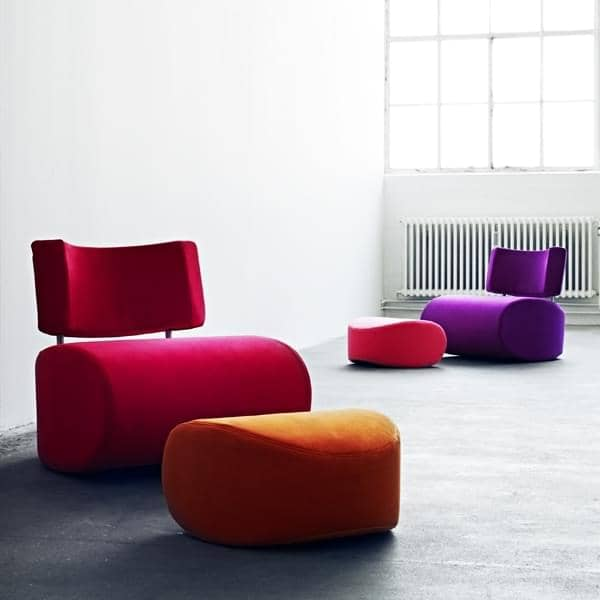 fauteuil bascule apollo softline. Black Bedroom Furniture Sets. Home Design Ideas