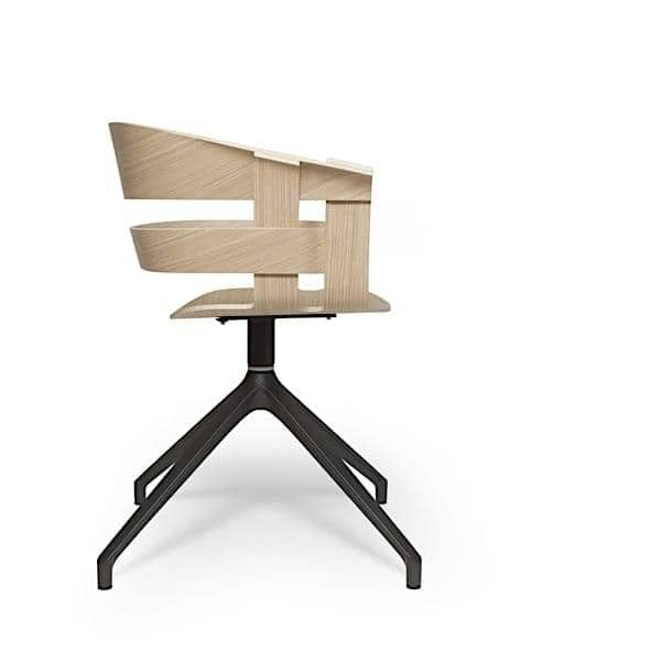 La chair wicker chair design house stockholm wick chair for Sedie svedesi design