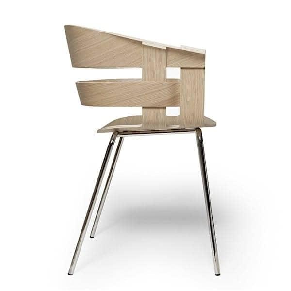 Sedie Design Svedese.La Sedia Wick Design Svedese Di Alto Livello