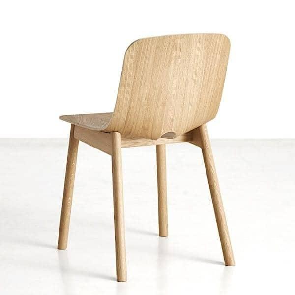 Berühmt Chaise en bois MONO, WOUD ZD44