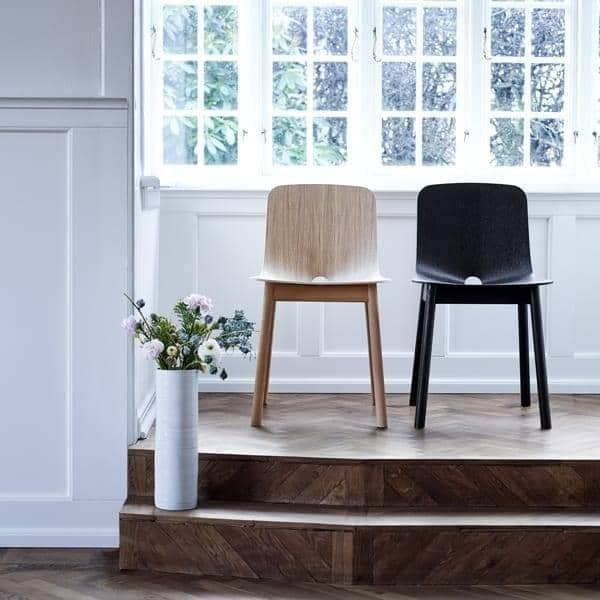 La chaise en bois MONO : quand innovation et design donnent un résultat étonnant