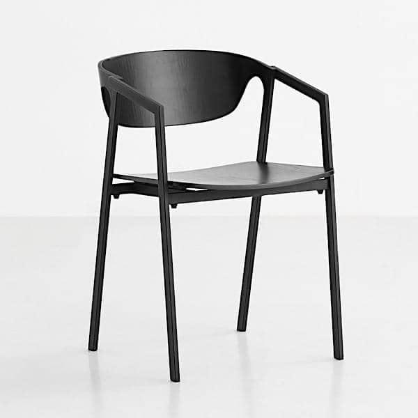 WOUD Der Stapelbare Stuhl SAC Holz Und Metall, Bietet Effiziente Komfort.