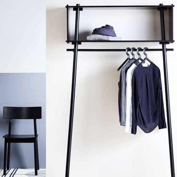 Cintres ILLUSION, pratiques et élégants, design danois