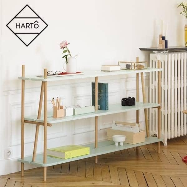 shelf bookcase simone harto. Black Bedroom Furniture Sets. Home Design Ideas