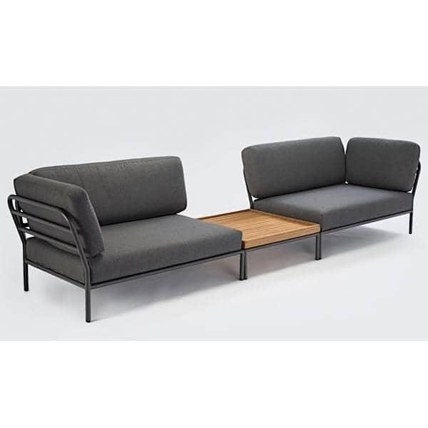 Muebles de jardín LEVEL para componer, HOUE