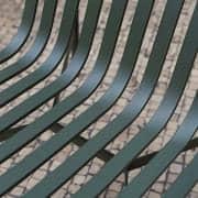 Coleção PALISSADE - cadeira, poltrona, bancos de bar, sofá, mesas e bancada - para uso interno ou externo