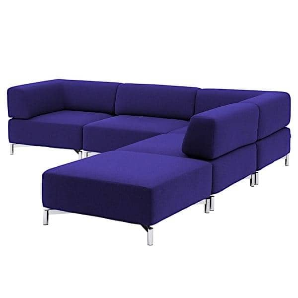 Canapé PLANET par SOFTLINE, un sofa modulable
