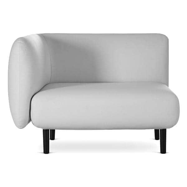 ELLE, ein Sofa voller Rundheit und Weiblichkeit