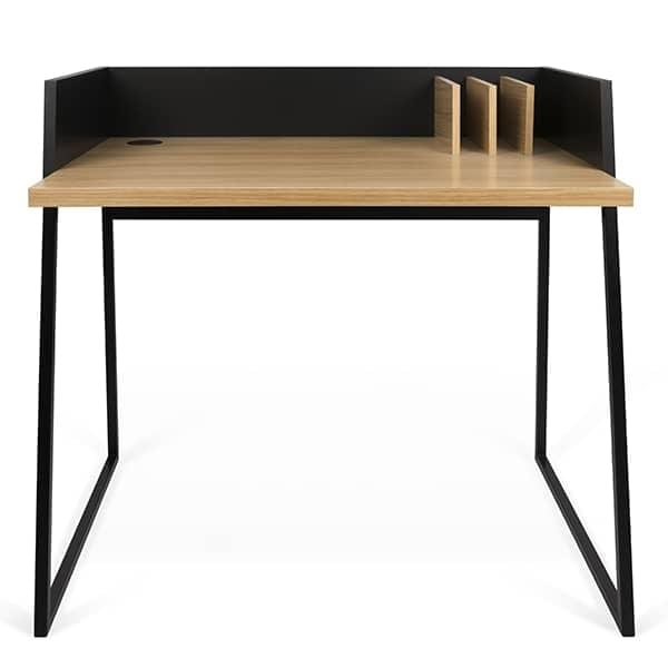 Le bureau VOLGA : compact et conçu pour être pratique et universel.