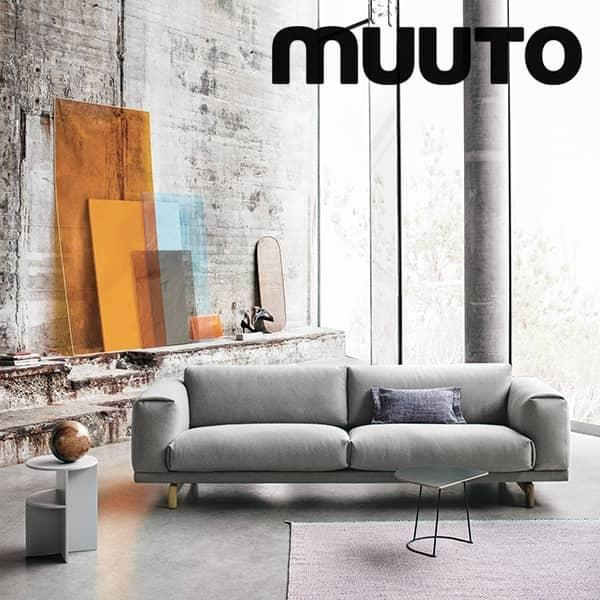 Amazing The Sofa Rest 2 Seats Generous And Welcoming Muuto Pabps2019 Chair Design Images Pabps2019Com