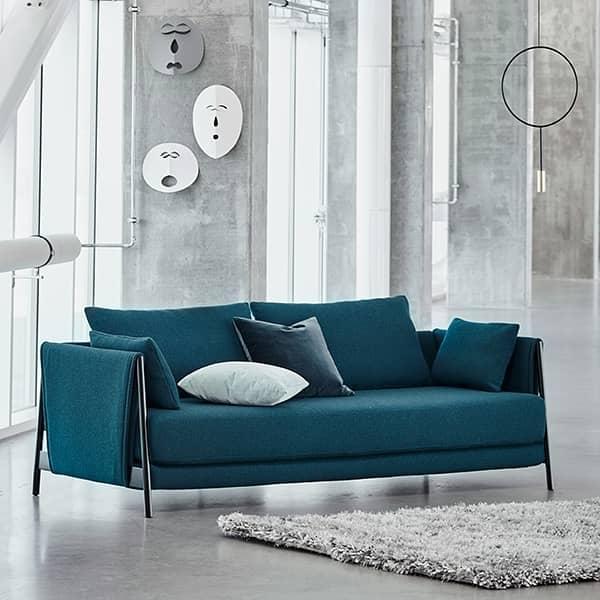 MADISON, en konvertibel sofa, der inviterer dig til at slappe af.