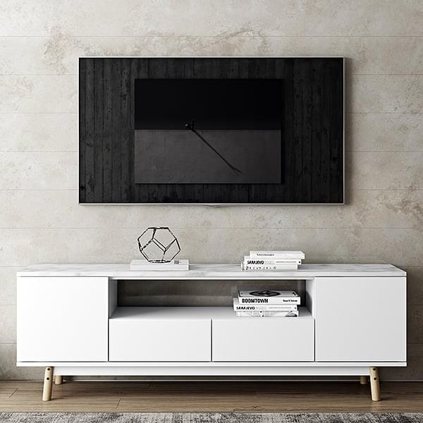 TV cabinet LYON, design and elegant. TEMAHOME