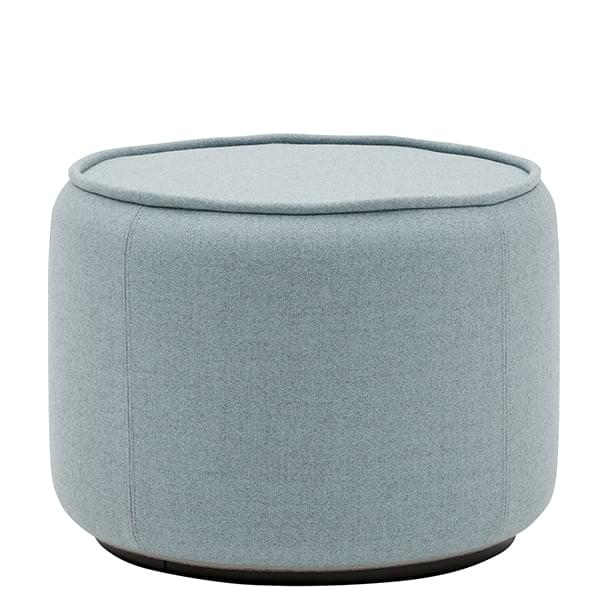 TOM, a side table and a pouf that assemble to form one