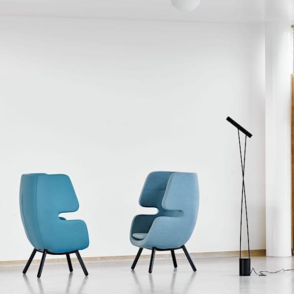 MOAI, un fauteuil lounge qui fait office de havre de paix pour vos moments de détente