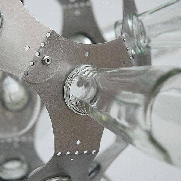IKOSAEDER Light - το καλύτερο της ανακύκλωσης - διακόσμηση και ο σχεδιασμός, CHRISTIAN LESSING