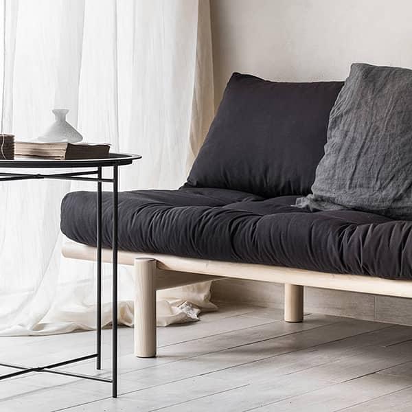 pace lit de jour m ridienne convertible en lit d. Black Bedroom Furniture Sets. Home Design Ideas