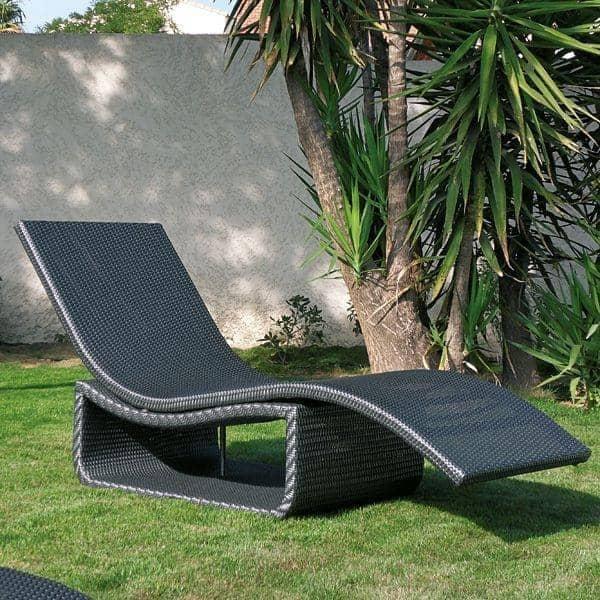 Sdraio Da Giardino Design.Wave Sdraio L Eleganza In Giardino O Sulla Terrazza Deco E Del Design