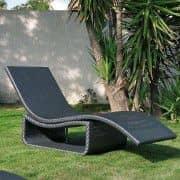 SET : 1 WAVE Tumbona + 1 DUO Coffee Table - la mejor oferta - la elegancia en su mejor precio! - Deco y el diseño