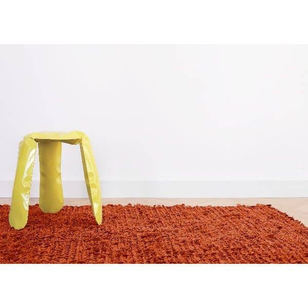 PETALOIDAL RUG, HAY : um campo de lã macia - acolhedor, decoração de interiores e design