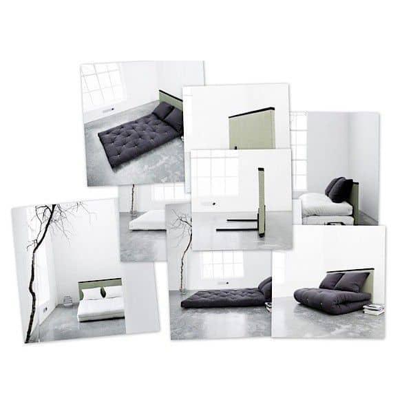 TATAMI SOFA BED : فوتون + 2 + المساند عودة Tatami ، حقا صفقة جيدة! - ديكو والتصميم